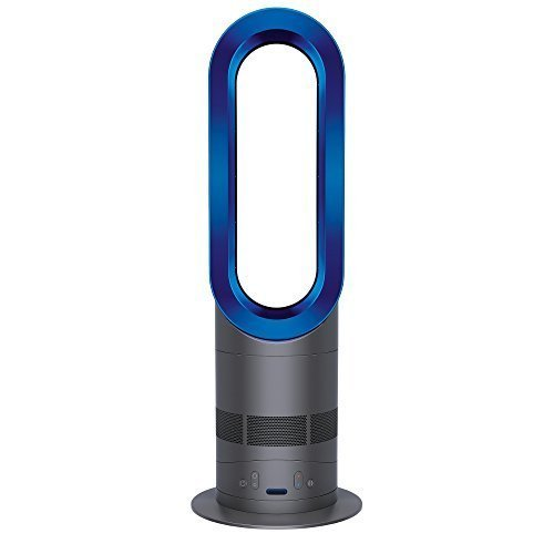 Dyson AM04 Hot + Cool Heater/Table Fan, Blue (Dyson Am04 Hot & Cool Fan compare prices)