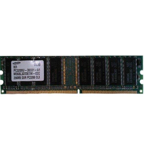 M368l3223etm-Ccc Samsung 256Mb Ddr 400Mhz Pc-3200 184-Pin Non-Ecc Dim (Samsung 5300 Series 64 compare prices)