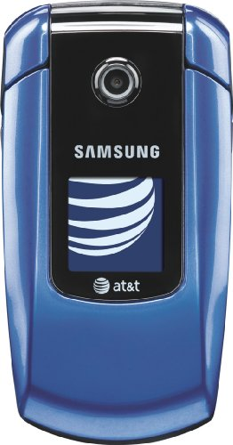 Samsung a167 Prepaid GoPhone (AT&T) with $15 Airtime Credit