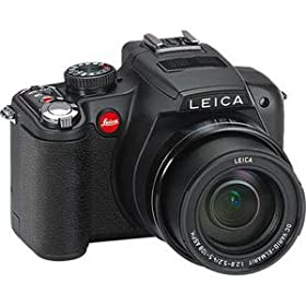Leica 18393 V-Lux 2 Digital Camera