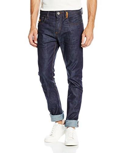 Superdry Jeans Standard Skinny Blu Notte W32L32