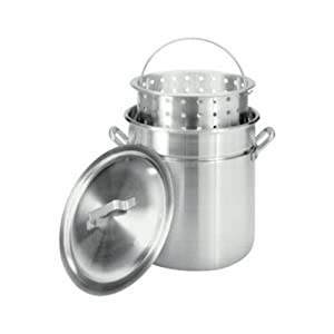 Bayou Classic 4042 Stockpot - 10.50 gal Stockpot Lid by Barbour