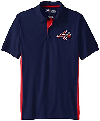MLB Atlanta Braves Men's Ride The Pine Fashion Tops