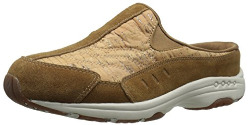 easy-spirit-travel-time-women-us-8-tan-mules