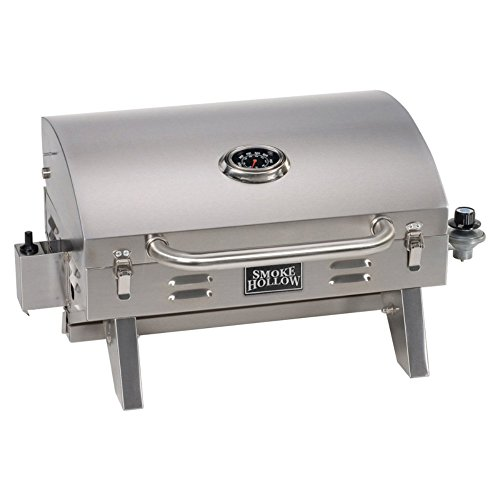 Outdoor-Leisure-Products-Stainless-Steel-Table-Top-Grill