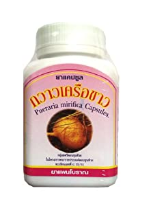 100% Natural Pueraria Mirifica Breast Enhancement Supplement from Thailand