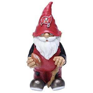 NFL Tampa Bay Buccaneers Garden Gnome by Forever Collectibles