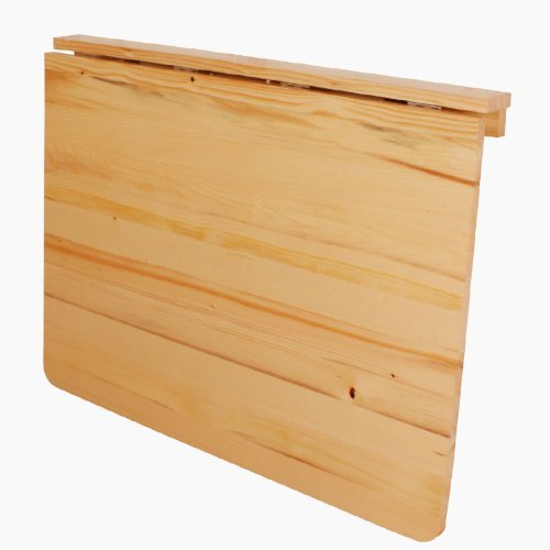 Sobuy mesa de cocina mesa plegable de pared mesa de for Mesa bar de madera