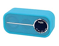 Toreto TBS-304 Music Pal Speaker (Blue)