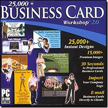 25,000+ Business Card Workshop 2.0