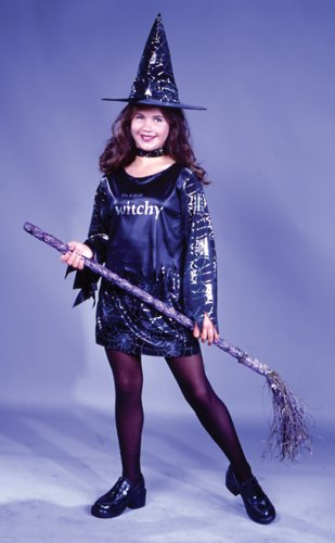 I'M A Little Witchy Costume, Child