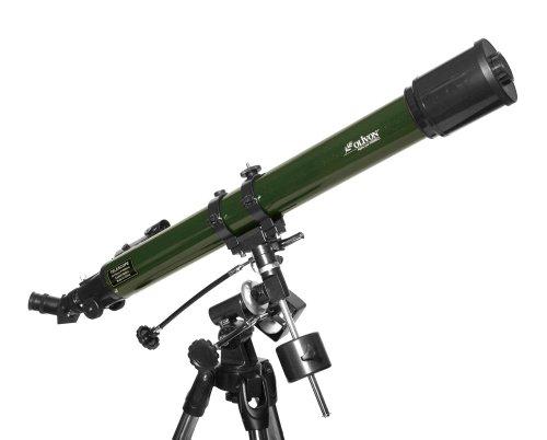 Olivon Alpha Lyra 70/900 Eq-1 Telescope, Green