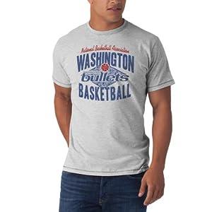 NBA Washington Wizards Marksmen Tee, Fog by