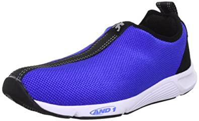 and1 tochillin mens athletic basketball slip
