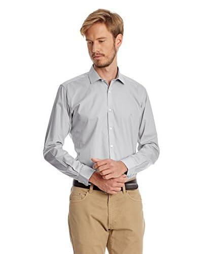 Rochas Paris Camisa Hombre Gris Claro