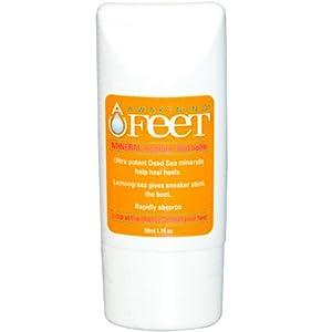 Awakening Skin Care, Awakening Feet, MineralMoisture Foot Balm, Ultra-Potent, 1.70 fl oz (50 cc)