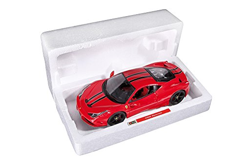 Bburago 1:18 Scale 458 Speciale Diecast Vehicle