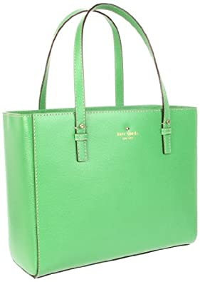 Kate Spade New York Grand Street Quinn Shoulder Bag,Fresh Green,One Size