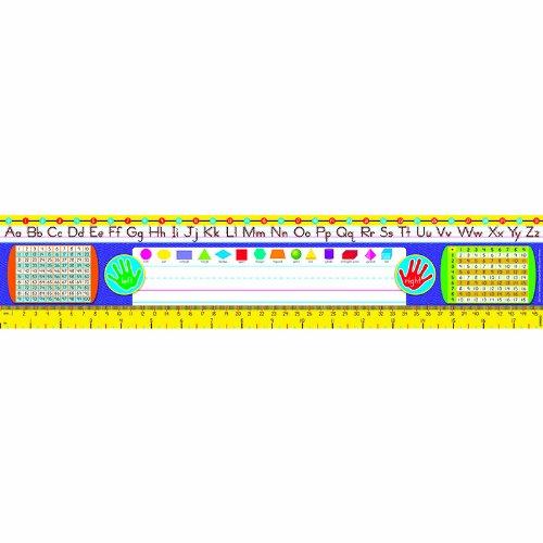 Desk Toppers® Reference Name Plates: Grades 2-3 (Zaner-Bloser)