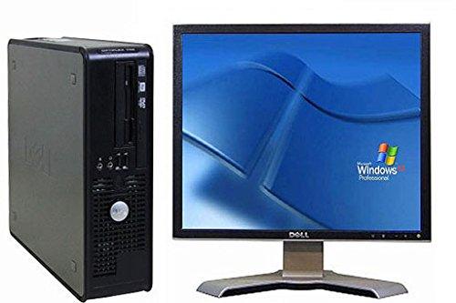 中古 デスクトップパソコンDELL OPTIPLEX 745 (128217)【液晶セット】【Core2Duo搭載】【メモリー2048MB搭載】【HDD160GB搭載】【DVDマルチ搭載】