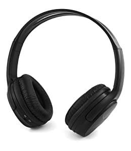 Bluetooth Wireless Stereo Headphones Ideal for use with Apple iPod, iPad, iPhone, HTC, Samsung Galaxy, Motorola Moto G etc.