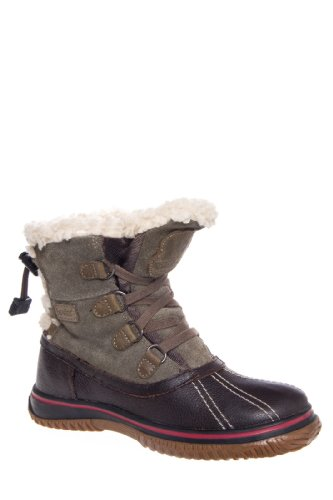 Iceland Flat Ankle Weather Boot