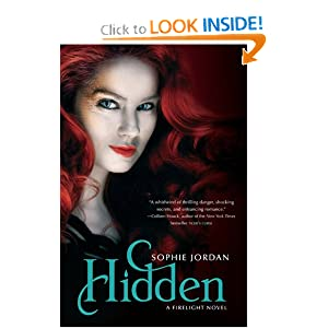 Hidden: A Firelight Novel