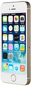 Apple iPhone 5s Gold 32GB Unlocked Phone (Certified Refurbished)