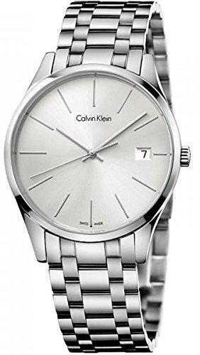 CK CALVIN KLEIN K4N21146 TIME - RELOJ HOMBRE NUEVO CON GARANTIA