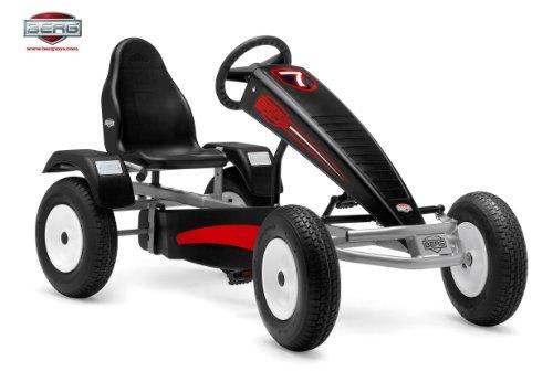 BERG Extra AF Sport Riding Toy - Black / Red