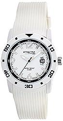 Q&Q Analog White Dial Mens Watch - DB02J001Y