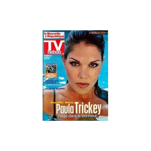 Paula Trickey couple