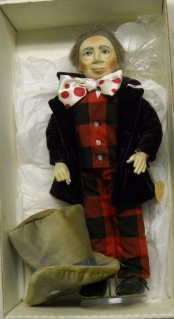 Mad Hatter Doll From Alice In Wonderland