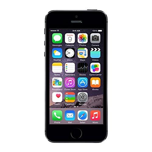 アップル iPhone 5s 16GB docomo [スペースグレイ]