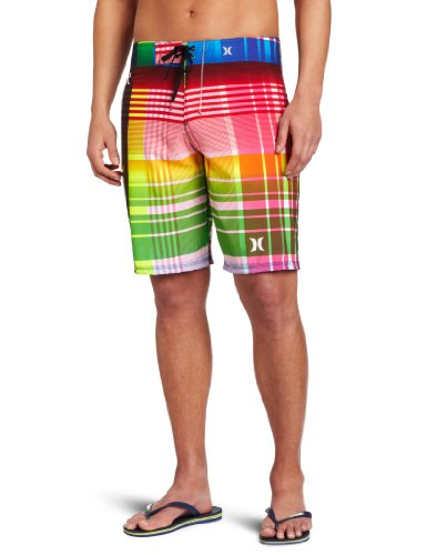Hurley - Mens Catalina Phantom Boardshorts, Size: 28, Color: Multi