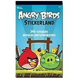 Angry Birds StickerLand Pad - 345+ Stickers
