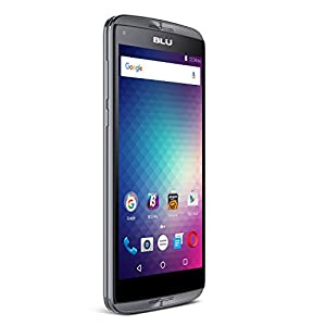 BLU Energy Diamond - 3G SIM-Free Smartphone - 4,000mAh Super Battery -Grey