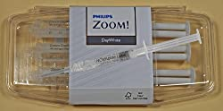 ZOOM Day White ACP 9.5% Hydrogen Peroxide 3-Pack Tooth Whitening Gel Plus NOVAbrite Sensitivity Relief Gel -- DayWhite