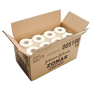 Zonas Athletic Adhesive Sports Tape 1 1 2