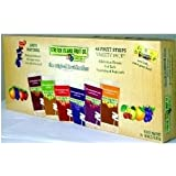 Stretch Island Fruit Leather Variety Pack 48 Count of each 0.5 Ounce Package- NET WT 23.7 OZ (672 grams)