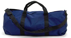 Northstar 1050 HD Diamond Ripstop Series Duffle Bag (12x24 Inch, Blue)