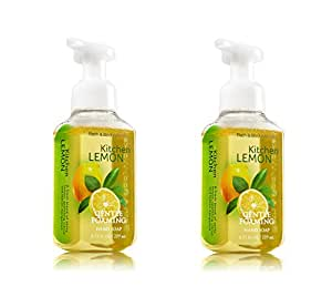 Bath & Body Works Bath and Body Works Gentle Foaming Hand Soap Kitchen Lemon