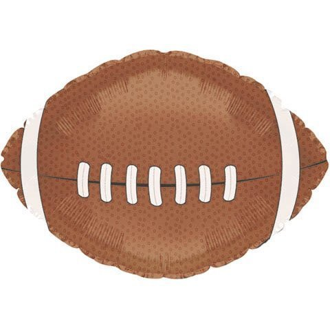 Mylar Sports Balloon Football by CTI Industries Corp by CTI Industries Corp kaufen