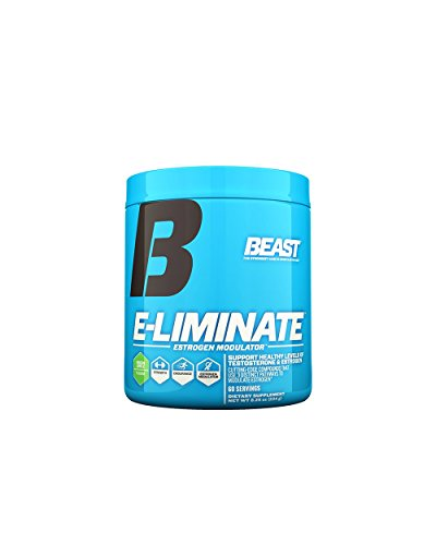 Beast Sports Nutrition E-Liminate Supplement, Green Apple, 234 Gram