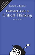 The Pocket Guide to Critical Thinking by Carolyn (Carolyn Kernberger) Kernberger
