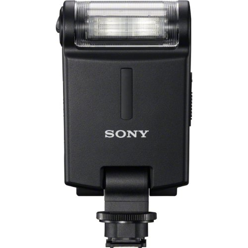 Sony-HVLF20M-MI-Shoe-External-Flash-for-Alpha-SLTNEX-Black