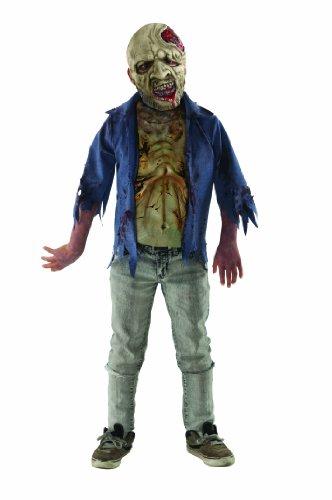 Rubie's Costume Co Men's The Walking Dead Deluxe