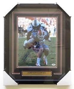 Jadaveon Clowney Autographed Photo - Jadeveon & Framed 11x14 PSA T38881 -... by Sports+Memorabilia