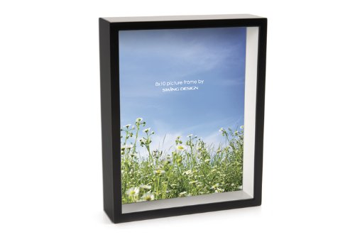 Swing Design Frame Chroma Black & White 8x10