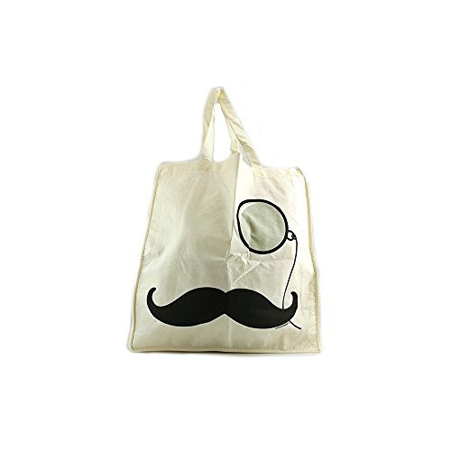 Accoutrements Mustache and Monocle Bag